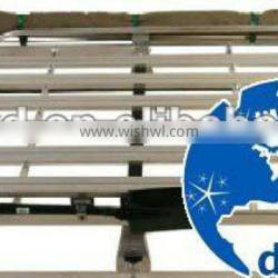 Offroad Car Aluminum Alloy Roof Rack Customized Roof Luggage Cage For Universal