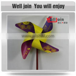 Hot new product for 2015 plastic pinwheel toys