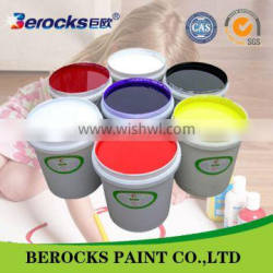 acrylic paint for children to draw/waterproof craft paint