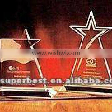 Acrylic awards and gifts