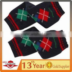 BABY CHILDREN KNITTED KNEE PADS