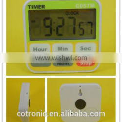 counter down/up with Digital Clock timer