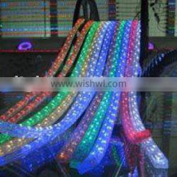 4wires flat led rope light