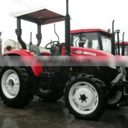 Chinese hot sale YTO MG604 four wheel driving tractor for sale