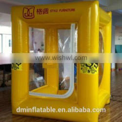 Custom Inflatable Cash Machine/inflatable Cube/inflatable Money Box