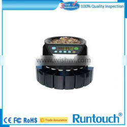 Runtouch RT-CS01 POS Cash Register Coin Sorter and Counter