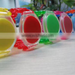 2015 Most Popular RFID Colorful ABS Wristbands for Cashless Payment