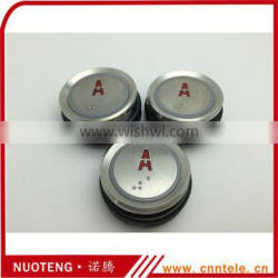 AK-22B A sign red light elevator push button switches with Braille