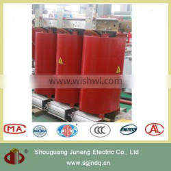 SCB10 400kva copper winding dry electric transformer