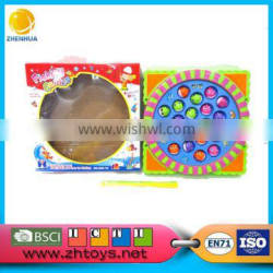 Hot sale fishing game educational toys play set for kids