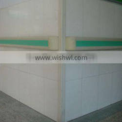 plstic hospital corner guards,antibiosis,easy to clean