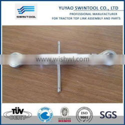Special Top link with end rods for tractor's hydraulic system