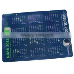 Rectangle calender magnet with full color