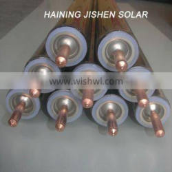 Copper heat pipe evacuated tube(JSHP-M004)