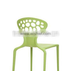 classic plastic leisure octopus chair dining chair