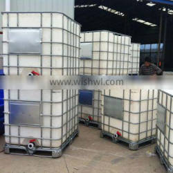 275gallon IBC container - Rebottled IBC container