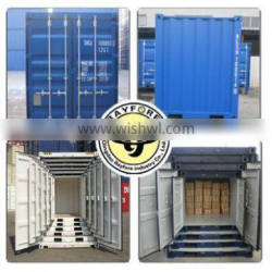 6', 8', 10' set containers