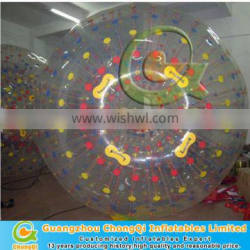 wholesale low price zorb ball for bowling