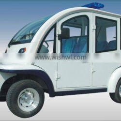 Electric Closed Passenger Car, EG6043KF , 4 seats, CE approved small street legal vehicles