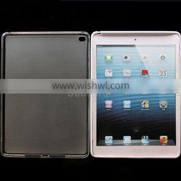 TPU Jelly gel case for Apple iPad 6 in stock Mix colors