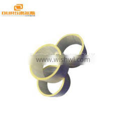 Ultrasonic piezoelectric transducer disc piezo ring for ultrasonic cleaning