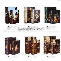 2015 hot selling decorative book