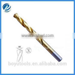 industry quality hss polished drill bit