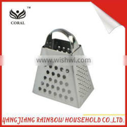 4 sides multifunctional whole stainless steel garlic grater