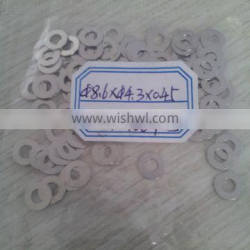 NdFeB Neodymium motor magnets ring shape thin flat magnets used in IT products