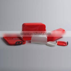 FDA and LFGB Passed Lunch Box for Food, Lunch Box with Water Bottle, Plastic Lunch Box