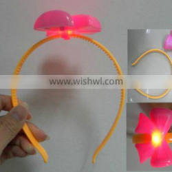 2015 Hot Selling LED Flashing Mickey/Butterfly Headband for Kids