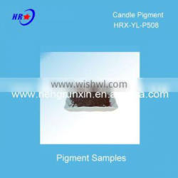 HRX-YL-P508 Brown Contemporary Pigment for Candles