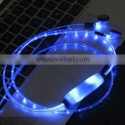 Led glowing Earphones supplier from China