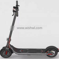 8 inch new style folding electric kick scooter