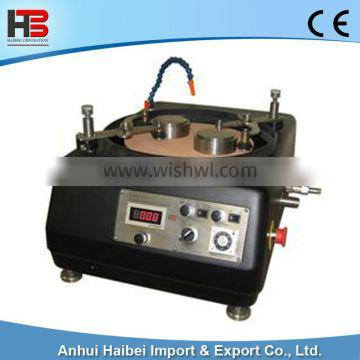"""HB-PM-1202 12"""" Precision Auto Lapping/Polishing Machine with Two 4"""" Work Stations"""