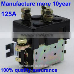 DC88 Magnetic DC Contactors magnetic electrical DC reversing Contactor solenoid similar Curtis albright dc contactor 12V 125A