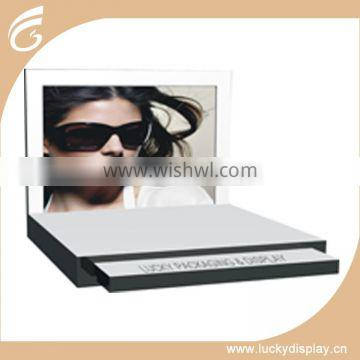 MDF Wooden Staircase Sunglass Display