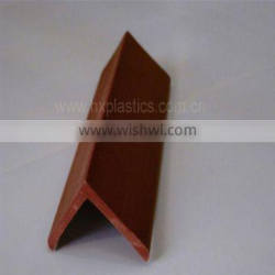WPC PVC corner protecter outside inside wall decoration