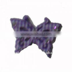 butterfly clothing fabric stick