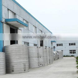 Large Capacity Hot Water Insulation