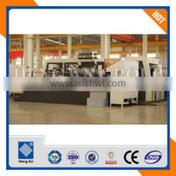 High Performance Foil Stamping Flat Bed Automatic Paper Die Cutting Machine HA-1050J