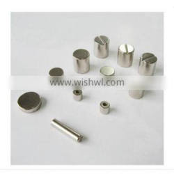 Rare Earth Neodymium magnets 10mm, 12mm, 13mm N35 N52 material with competitive prices