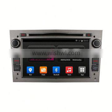 7'' quad core android 4.4 car Stereo for Opel Astra Antara Vectra Corsa with TPMS OBD