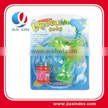 crystal toy bubble gun sets summer play toy plastic sale