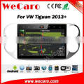 Wecaro WC-VT1035 10.2 inch android 4.4/5.1 car stero audio for for vw tiguan navigation system 2013 + Wifi 3G GPS Radio RDS