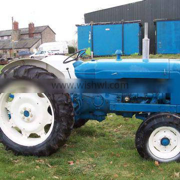 48KW Agricultural Farm Tractor 110hp Cabin And Air Condition Hydrostatic Engine