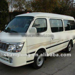 Chinese Brand 14 Seats Right Hand Drive Automobile Sale