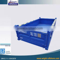 20ft half height offshore container WRIGHT OFFSHORE DNV 2.7-1 / EN 12079