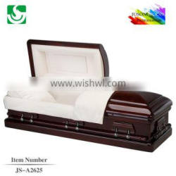 lowering device nice painting wooden casket dimensions