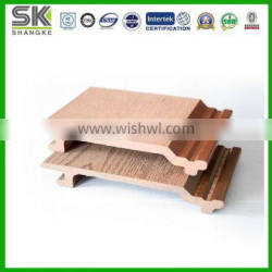wood plastic composite wpc exteriorl wall panel